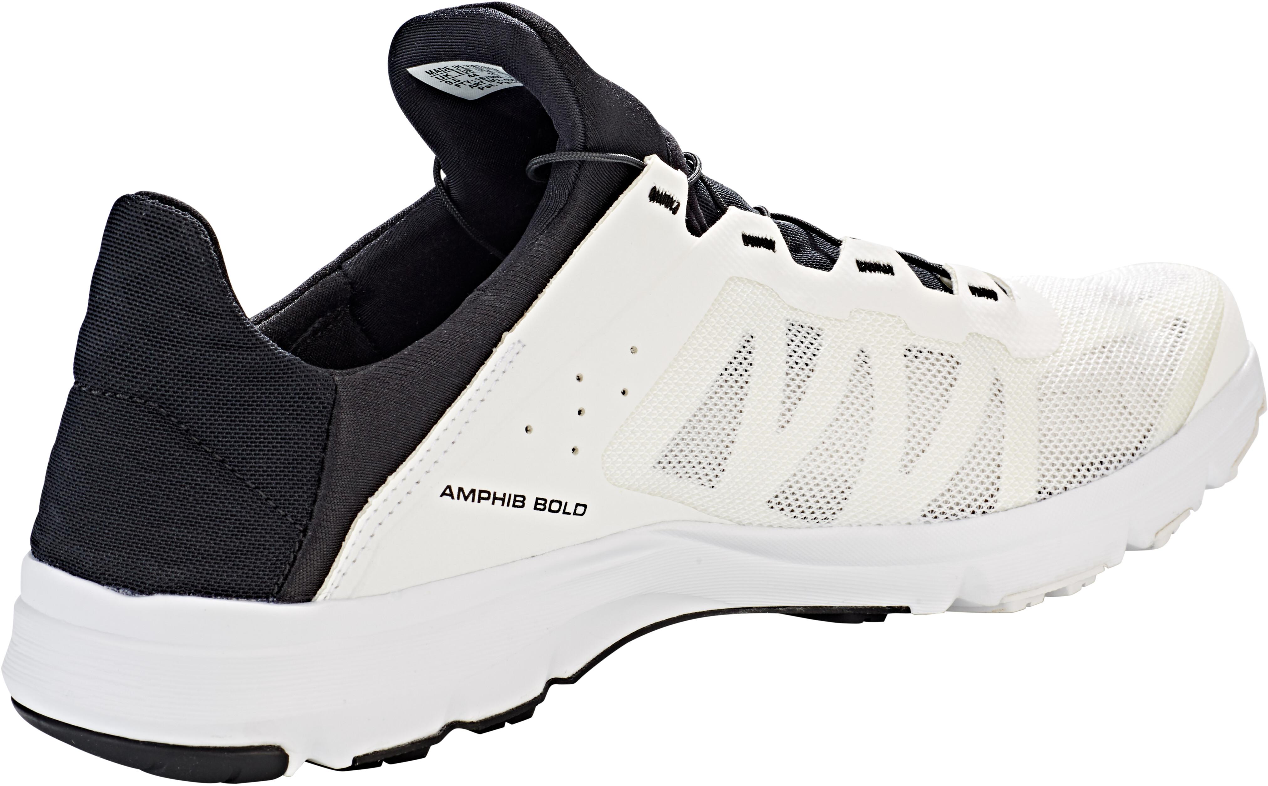 07c6025928e Salomon Amphib Bold Shoes Men white/black at Addnature.co.uk